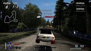 Gran Turismo 4 - Peugeot 205 Turbo 16 Evolution 2 Rally Car