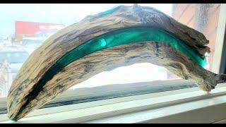 Driftwood Art Tutorial