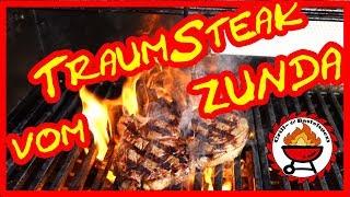TRAUM Ribeye  Steak auf dem Zunda 362 Master - Mayer BBQ