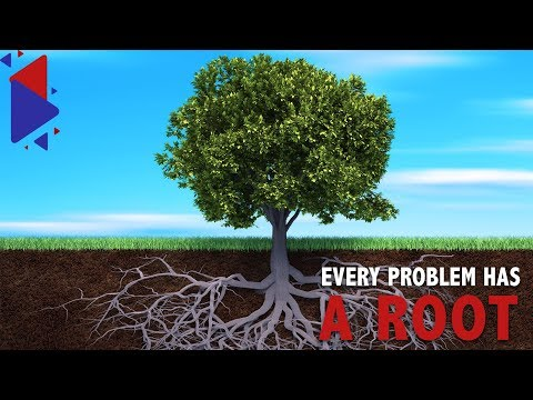 Every problem has a root