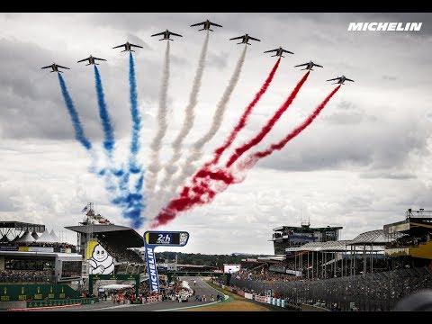 0f2c03b8 Highlights - 2019 Le Mans 24 Hours - Michelin Motorsport