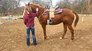 Youth Riding Lessons For Begginer Youth Barrel Racing - Exercises To Help Establish Controled Turns