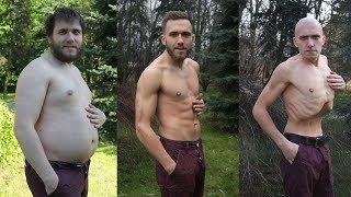 Eksperyment Życia Fit Fat Fit 2 - Totalne wychudzenie