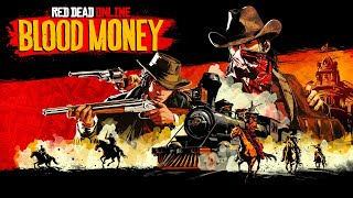 """Red Dead Online: """"Blood Money"""" Update coming July 13, The Quick Draw Club & more (with Trailer)"""