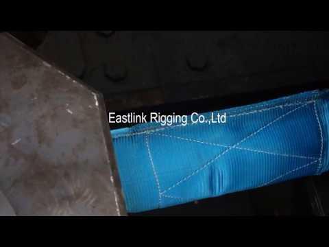 eslingas redondas prueba 30Tx1.05m - Eastlink Rigging