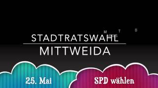 preview picture of video 'Stadtratswahl am 25. Mai 2014 in Mittweida.'