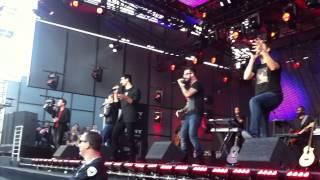 HD Backstreet Boys- Breathe (Live on Jimmy Kimmel Live)