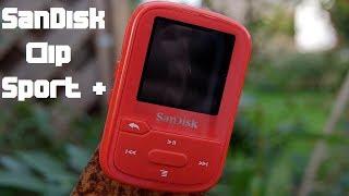 SanDisk Clip Sport Plus | Mp3 Player [4k]