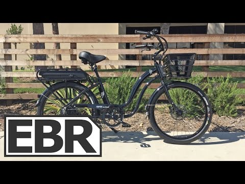 Electric Bike Company Model S Video Review – Fast, Affordable, Cruiser Ebike