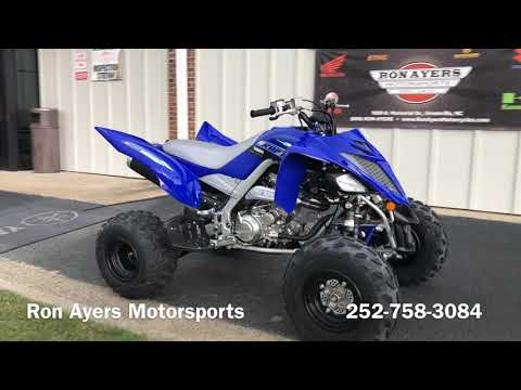 2020 Yamaha Raptor 700R in Greenville, North Carolina - Video 1