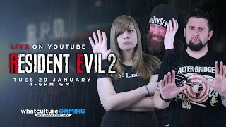 Resident Evil 2 Remake with Jules, Rach, and Scott! | WhatCulture Gaming LIVE