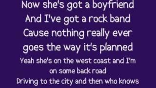 Boys Like Girls-She's Got A Boyfriend Now Lyrics