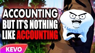 Accounting VR but it's nothing like accounting