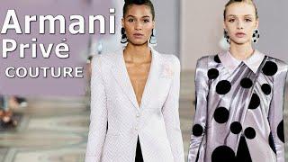 Armani Prive Couture осень-зима 2019/2020   Мода в Париже - Одежда и аксессуары