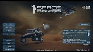 Что делать если Space Engineers со СТИМА не запускается