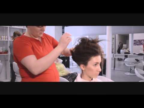 Białe włosy henna leczenie