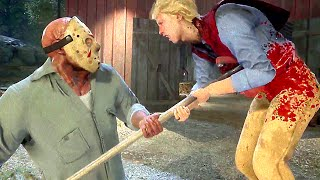 Friday the 13th Game Gameplay Demo (PS4 / Xbox One / PC)