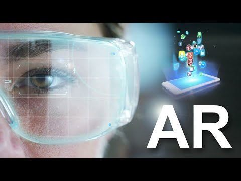 AR glasses, future smartphone