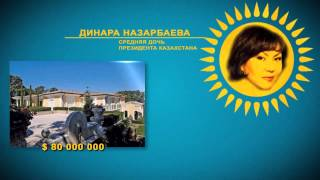 видео про младшего брата Назарбаева
