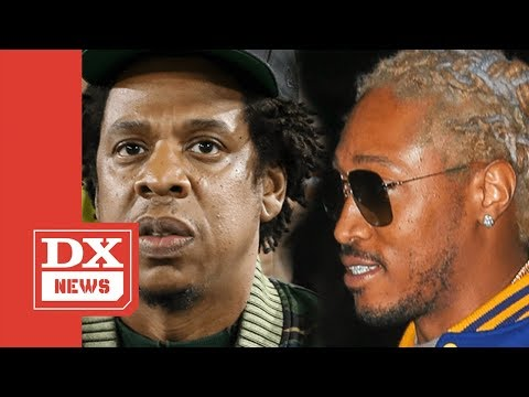 """Future Confronts Jay-Z Over """"Kill JAY-Z"""" Lyric About Him, Russell Wilson & His Son Baby Future"""