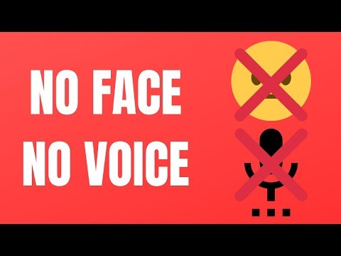 9 YouTube Channel Ideas Without Showing Your Face and Voice
