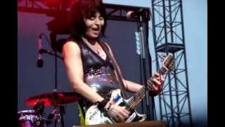 Joan Jett & The Blackhearts NEW SONGS LIVE  6/19/12 @ Del Mar Fair (HQ MASH-UP)