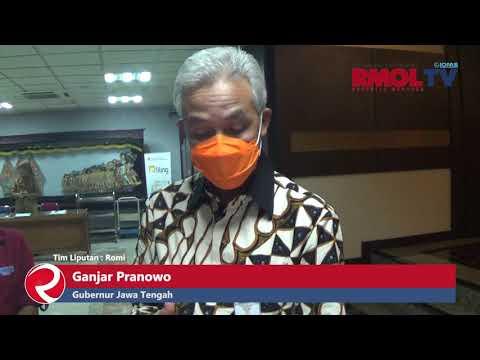 Ganjar Pranowo Minta Daerah Tambah Kapasitas Ruang ICU Covid-19
