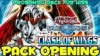 ¡PACK OPENING Y ARMANDO EL DECK FUR HIRE!   Yu-Gi-Oh! Duel Links