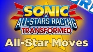 Sonic & All-Stars Racing Transformed - All-Star Moves (Complete Collection)