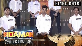 Eris, Jiro and Jin make it to BidaMan The Big Break's Top 3 | It's Showtime BidaMan