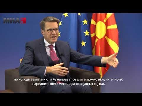 Interview: Ambassador Samuel Zbogar