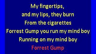 Frank Ocean - Forrest Gump (karaoke)