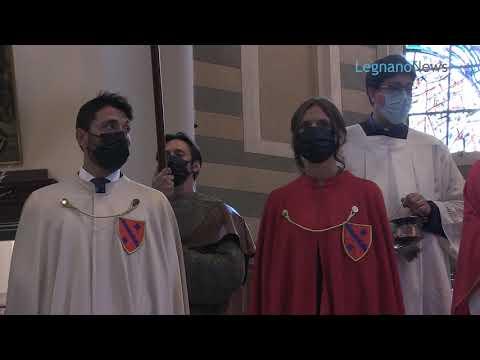 Palio di Legnano: investitura reggenza La Flora