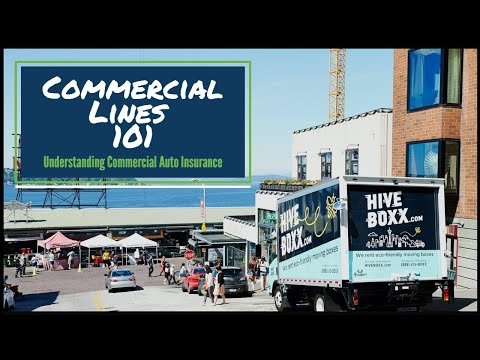 Understanding Auto Insurance (Commercial Lines 101) | School For ...