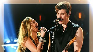 Shawn Mendes & Miley Cyrus   In My Blood   Grammys 2019 (Audio) + Download