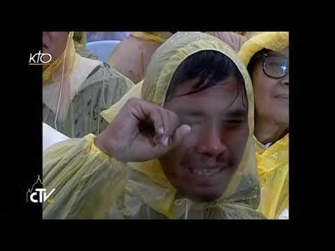 Messe du Pape François à Tacloban