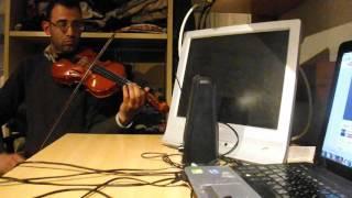 Dalida - Besame mucho- Violon cover