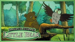 Little Bear   Birthday Soup / Polar Bear / Gone Fishing - Ep. 2