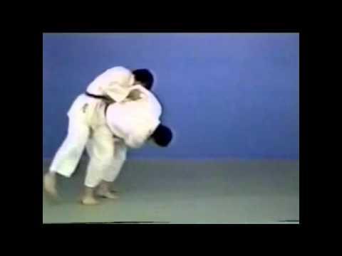 Judo - Tsuri-goshi