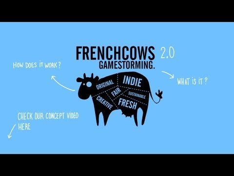 Video of FrenchCows