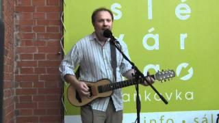 Video Šeherezáda (Café PRÁH 20.7.2011, Festival ve střed
