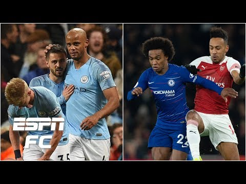 Did Kompany Score The Goal Of The Season? Have Arsenal Or Chelsea Had A Better Year? | Extra Time