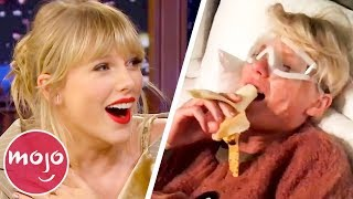 Top 10 Hilarious Taylor Swift Moments