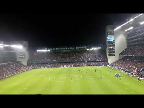 """""""EMELEC VA A SER CAMPEON... VIDEO CLUB SPORT EMELEC VS DELFIN SC"""" Barra: Boca del Pozo • Club: Emelec"""