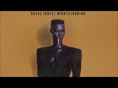 Grace Jones / Art Groupie
