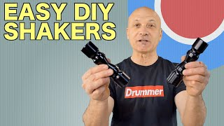 Make Your Own Shakers - Easy DIY Instrument
