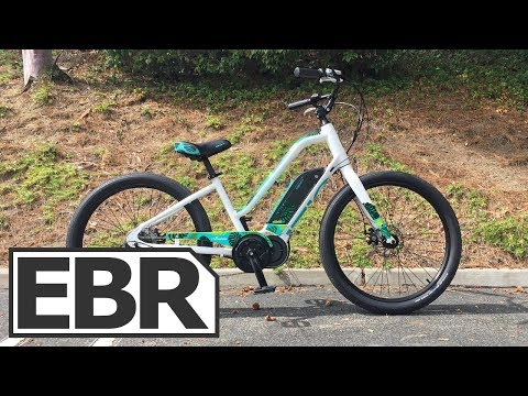 IZIP E3 Zuma Video Review – $1.9k Cruiser Electric Bike with Mid-Drive TranzX Motor