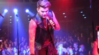 12-03-15 Adam Lambert-Trespassing,Bites...Dust,IIHY,Celebrity Theater-Phoenix,AZ