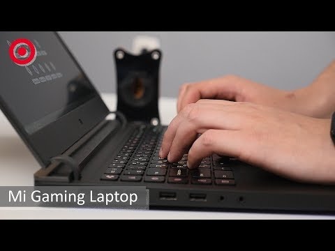 Обзор Mi Gaming Laptop