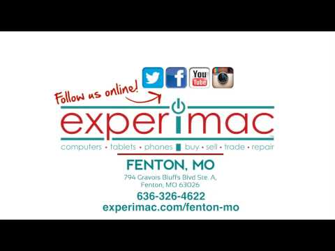 Follow Experimac Fenton Online Today!